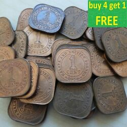 Straits Settlements Malaya And British Borneo Coins Choose Your Date