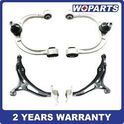 Front Lowerandampupper Control Arm Ball Joints Suspension Fit For Mercedes Gl Ml