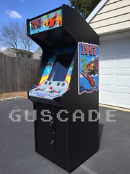 1943 Battle Of Midway Arcade Machine New Full Size Plays Several Others Guscade