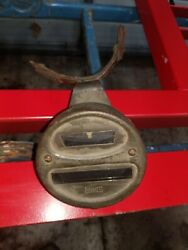 Yankee Blackout Light Tail Marker Wwii Military Jeep Willys Ford Gpw 6 Volt