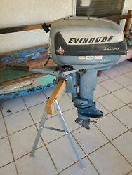Evinrude Fastwin 150918-04731 15hp Electric 15 Outboard Moto