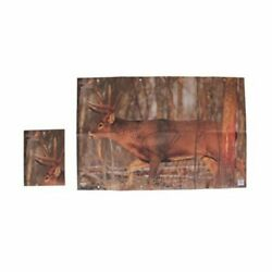 Deer Xray Paper Shooting Targets For Archery And Firearm Shooters 23 X 35 2ct