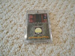 Harry Potter Half Blood Prop P7 Just Like That Hat Box 161 Of 395 Variant