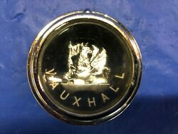 Rare Vintage 1960 Vauxhall Horn Button Very Rare British Very Good Condition