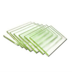 Radiation Safety X Ray Protection Lead Glass Sheet Plate Thickness 12mm To 20mm