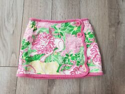 Lilly Pulitzer Girl's Jungle Lion Tiger Jaguar Jungle Skirt