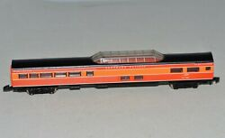 Z Scale Marklin 8787 Southern Pacific Daylight Sp 3600 Dome Lounge Passenger Car