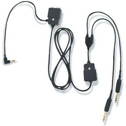 New Avcomm P2020 Cellphone Adapter For Nokia Flip Phones To Aviation Headsets