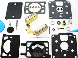 Carburetor Kit With Fuel Pump Fits Sears Ss16 Tractor Onan Bf Ms/2379c Dd11 Z55
