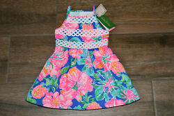 Lilly Pulitzer Elize Dress  Size 2  *Jungle Utopia*  NWT $98