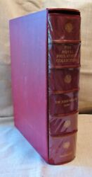 The Royal Philatelic Collection By Sir John Wilson - Leather + Orig. Case - Vf