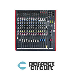 Allen And Heath Zed-16fx With Usb 16-channel Mixer - New - Perfect Circuit
