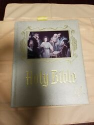 Antique 1964 Heirloom Holy Bible Master Reference Edition Large Size
