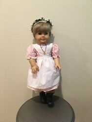 Kirsten Larson American Girl Collection Retired With Accessories