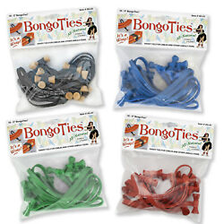 Bongoties Classic Assortment - Four 10-packs - Direct From The Manufacturer
