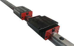 Hg20 20mm Linear Rail Guide Actuator Cnc Hgr20 Us Hgh20 2650mm Local Pickup