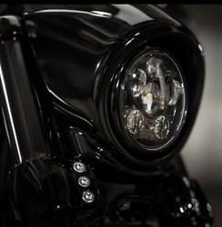 5.75 Led Headlight For Indian Scout And Indian Bobber Motorcycles
