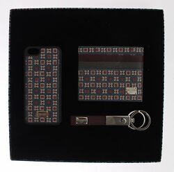 NEW DOLCE & GABBANA Card Holder Wallet Keychain Iphone 5G Phone Cover Gift Boxed