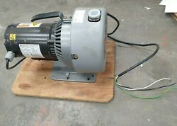 Varian Tri Scroll Vacuum Pump Exppts03001. Free Fedex Or Tracked Shipping.