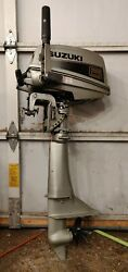 Parting Out Suzuki Dt6 6 Hp Boat Motor Long Shaft Outboard Parts