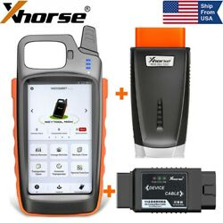 Us Xhorse Vvdi Key Tool Max And Vvdi Mini Obd Tool And Vvdi 8a Non-smart Key Adapter