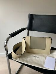 CÉLINE Frame Leather Shoulder Bag - Brand New RRP $3800 Rare! 100% Authentic