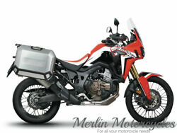 Honda Africa Twin Crf1000l 2016 - 2019 Terra Panniers 47 Ltrs And Fitting Kit