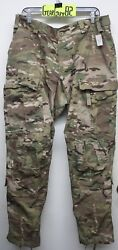 Multicam Army Combat Pants Flame Resistant Small Short 8415 01 F01 2840 H19