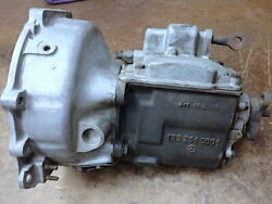 Mercedes 190sl 121  Genuine Transmission Assembly With Bell Housing Nice