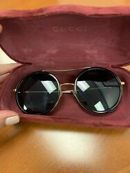 gucci sunglasses women authentic $200.00