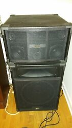 Leslie 21 Rotary And Stationary Speaker System For Hammond Organ 2000.00