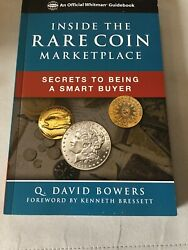 Inside The Rare Coin Market Secrets To Being A Smart Buyer Whitman Guide