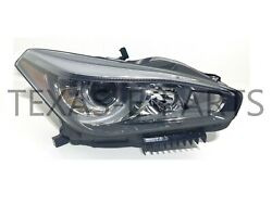 New Fits 2015-2019 Infiniti Q70 Right Front Head Light Lamp Non Afs Led Rh Side