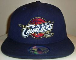 New Cleveland Cavs Cavaliers Nba Adidas Alternate 3rd Color Fitted Hat 7 3/8