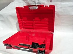 Hilti Te 700-avr Empty Hard Case For Combi Hammer Performance Used Free Shipping
