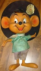 Speedy Gonzales - Looney Tunes 11 Full-life-size Figure From 1973