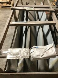 Marley D06503 Fan Blades F/ Cooling Tower 95-1/2''l Lot Of 5 Shipping Available
