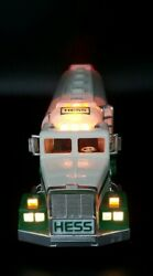Vintage 1990 Hess Toy Tanker Truck In Vg Cond. No Box. See Details.