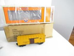 Lionel Limited Production 52445 Ttos X2454 Boxcar - 0/027- New- B19
