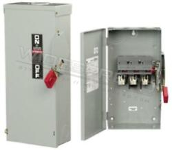 Th3365r Disconnect 400a 600v Switch 3pole Spec-setter Th Switch General Electric