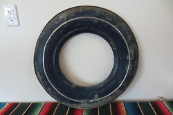 1940's 50's Wheel Cover Ford Chevy Buick Continental Kit Spare Tire Wheel Cover