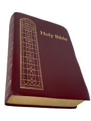 Giant Print Holy Bible Kjv King James Version New And Old Testaments