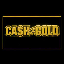 190221 Cash And Gold Scrap Jewelry Business Payment Regulate Buyer Led Light Sign
