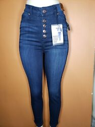 CUTE WOMEN HIGH RISE CELEBRITY PINK JEANS  BRAND NEW  SIZE 7 28 $38.95
