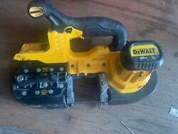 Dewalt Compact Band Saw-tool Only-20 Volt Dcs 371