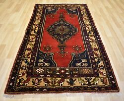 Antique Never Used Caucasian Kazak Dowry Rug 4ft 5 X 8 Ft 3 Free Shipping