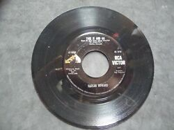 Harlan Howard- I'd Rather Be A Fool/take It And Go-rare -rca Victor 45 -ex
