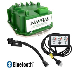 Navitas 600 Amp Club Car Transport And Utility Golf Cart Controller For 2006-up