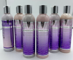 Lot Of 3 The Mane Choice Shampoo And Conditioner Pink Lemonade And Coconut 8oz. Ea