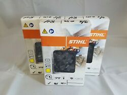 3 Pack,25 Inch,stihl,oilomatic,chainsaw, Chain,ms360,ms361,ms441,ms661,33rm 84